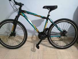 Bicicleta Venzo Amphion 26
