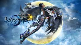 Bayonetta 2 - Nintendo Switch Game