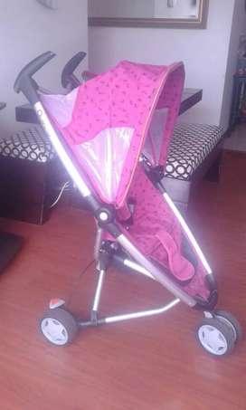 Coche paseador silla bebé Quinny
