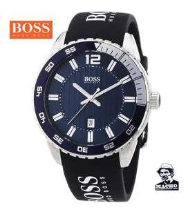 Reloj Hugo Boss 1512887 Deportivo 100% Genuinos