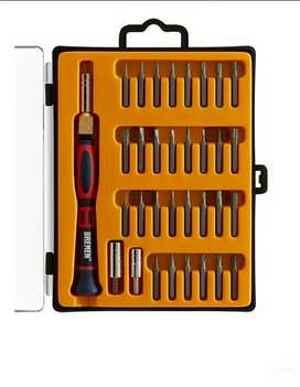 Juego Set Destornillador Puntas Precisión 33 piezas BREMEN