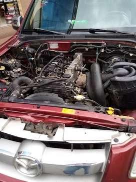 Mazda en buenas condiciones