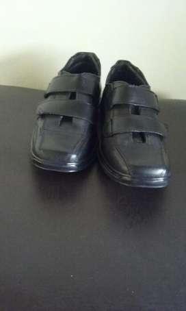 Zapato de Cuero Niño Talla 35 marca Ferrato