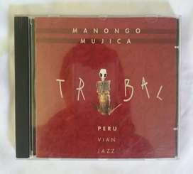 Manongo mujica tribal cd original jazz