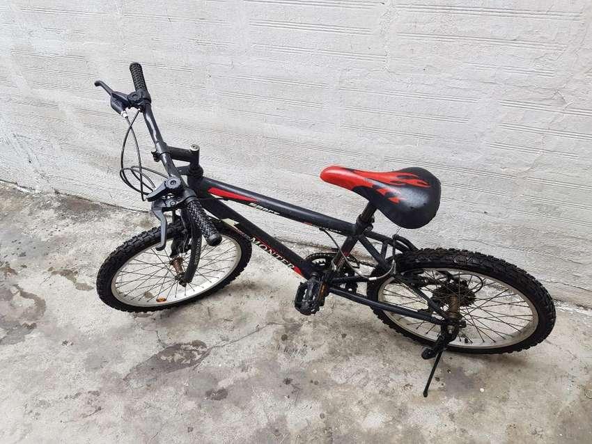 Bicicleta Montañera Aro 20' 0