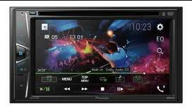 Radio Pioneer Dvd Bluetooth Avh-g225bt