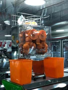 Exprimidor Naranja Industrial