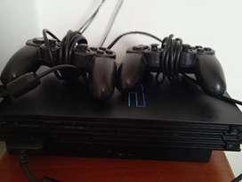 Vendo playStation2 en buen estado negociable