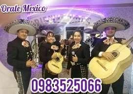 Mariachi Órale Mexico, profesionalismo y experiencia