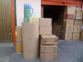 Cajas de Cartón GRANDES