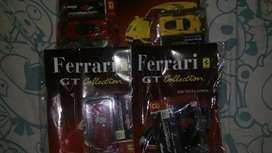 Ferrari juguetes de coleccion (la nacion)