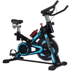 Bicicleta estática spinning modelo 2022 para gimnasio en casa