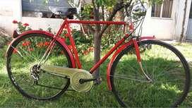 Vendo Bicicleta modelo antiguo rodado 28