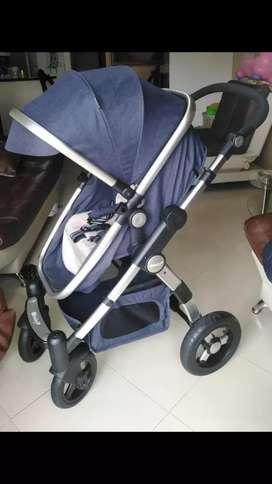 Coche +silla para carro