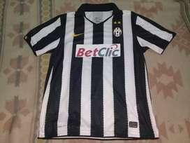 Camiseta Juventus Nike Temporada 2011 Talle L