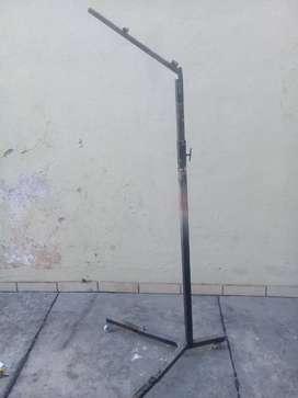 soporte para luminaria