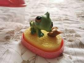 Littlest Pet Shop de Hasbro - Iguana con casa - Coleccionable