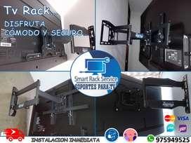 CALIDAD DE PRODUCTO // TV RACK // SMART RACK PIURA