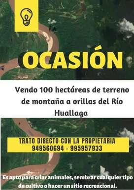 Venta De Terreno Agrícola de Montaña - Yurimaguas