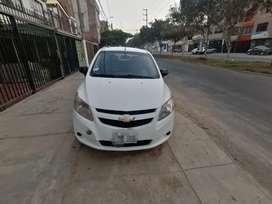 Ocasión Vendo mi Chevrolet Sail año 2013  dual gnv uso particular único dueño por viaje.