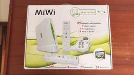Vendo consola de juegos MiWi