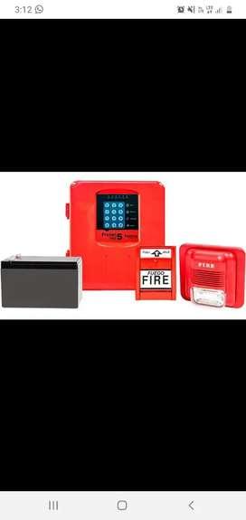 Kit de alarmas incendio