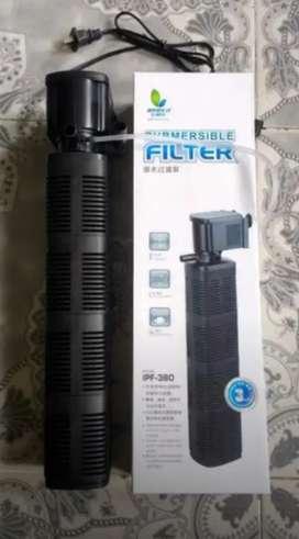 Motores filtros cabeza de poder para acuarios