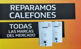 REPARACIÓN DE CALEFONES
