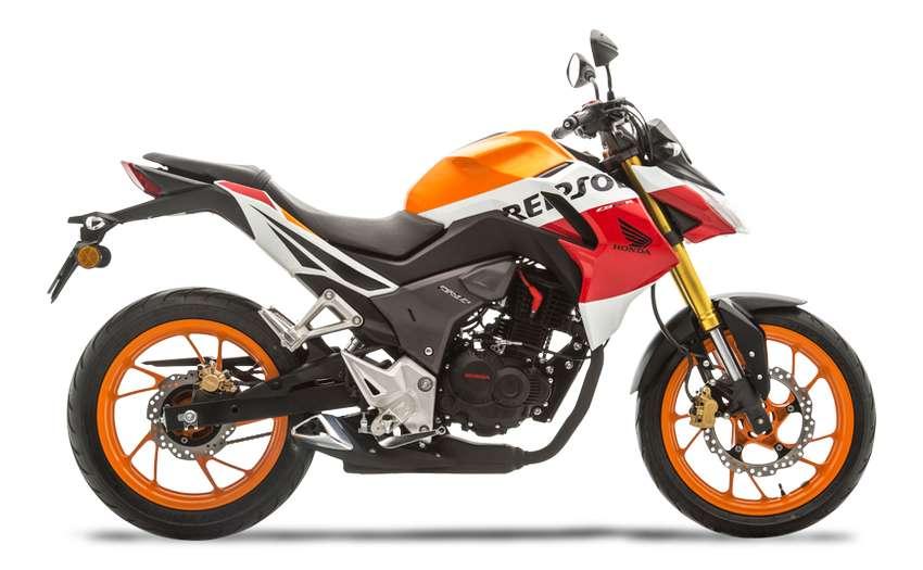 HONDA CB190 REPSOL Nuevo modelo 0
