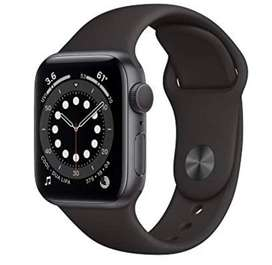 Apple Watch serie 6 44mm space gray Nuevo