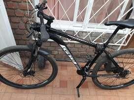 Bicicleta GW zebra