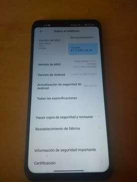 Xiaomi redmi note 9 buen estado precio a tratar