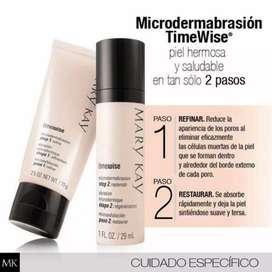 Set Microexfoliacion Timewise