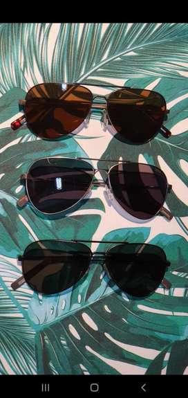 Anteojos lentes gafas de sol marca 360 - nuevos un regalo!