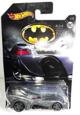 Colección Batman Autos Metal Hotwheels