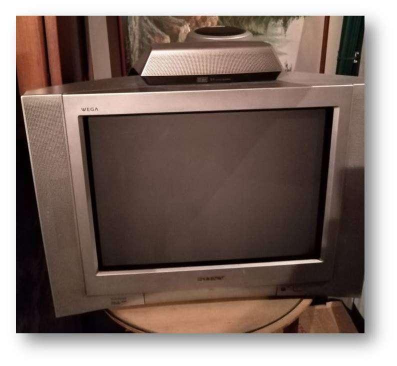 televiso sony en exelenete estado en venta 0