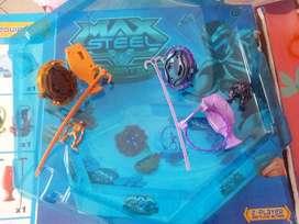 juego de robots de max steel