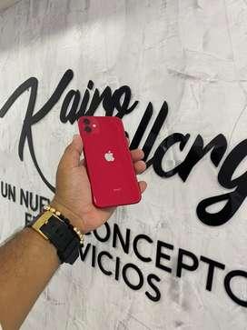 Iphone 11 normal de 128 gb como nuevo