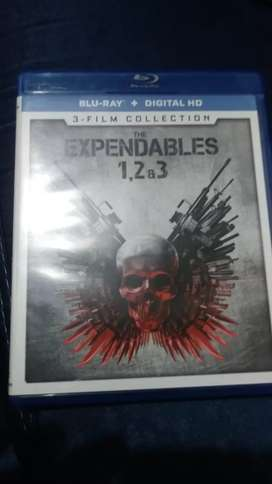 The expendables saga completa