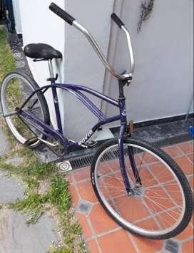 Vendo Bicicleta Playera ROVIA rodado 26