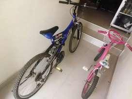Se vende lindas bicicletas