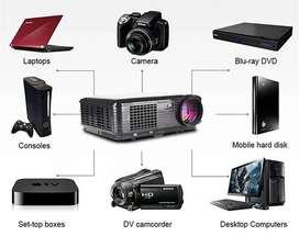 Projector  HD Prof. Ultima generación completo nuevo