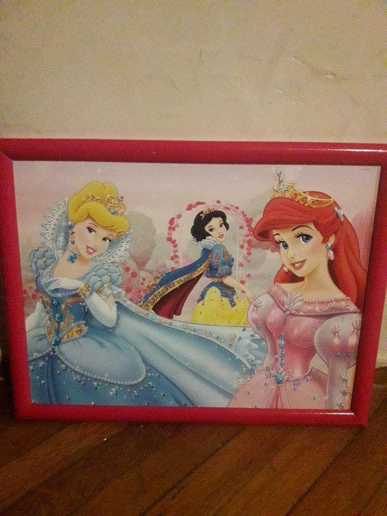 Cuadros Princesas 0
