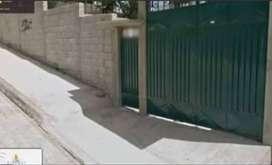 Venta o cambio de terreno en Calderon