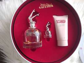 Perfume Scandal 80ml al 90% Contenido
