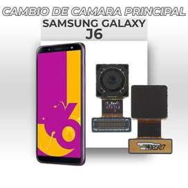 ¡Cambio de Cámara Principal de Samsung Galaxy J6!