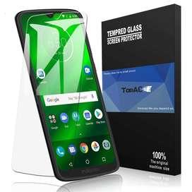 Protector Film Plano templado glass Motorola Moto G7 / G7 Plus