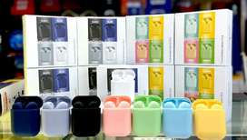 Audifono Tipo AirPods Bluetooth Touch Inalambricos I12