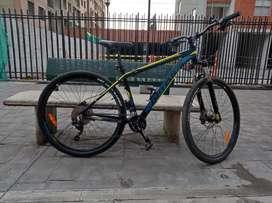 Bicicleta optimus Ultimate grupo Deore