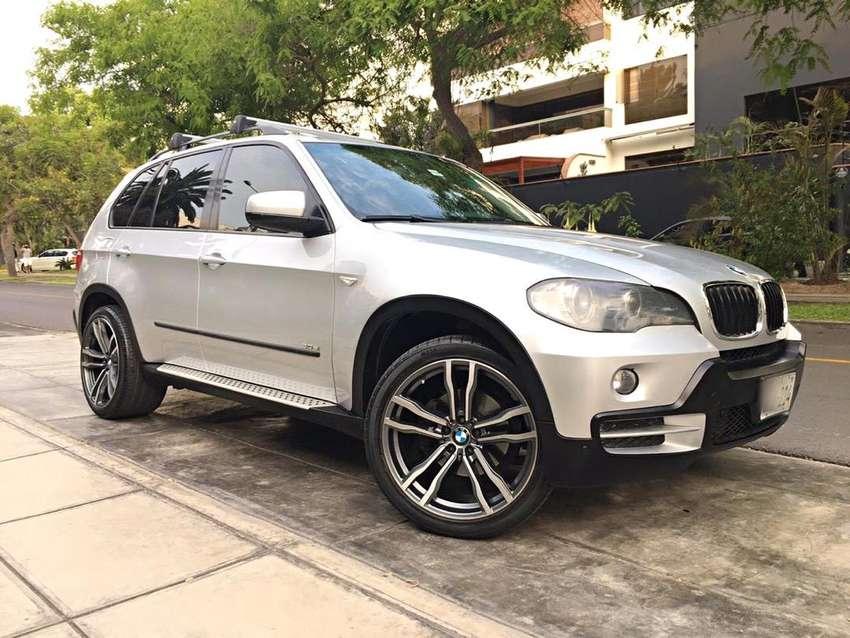 BMW X5 35i Nacional IMPECABLE 0